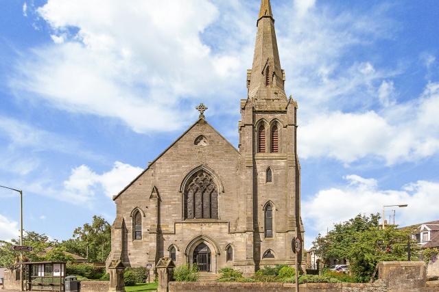 8 Church Buildings