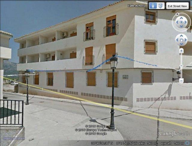 Edificio Guadalest